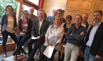 Elections communales 2018 : une vision pour Enghien d'abord, un casting ensuite