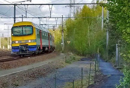 Fermeture des passages à niveau et manque de parkings SNCB