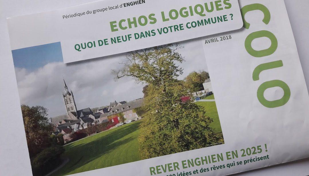 """""""Echos logiques"""" ook in het Nederlands"""