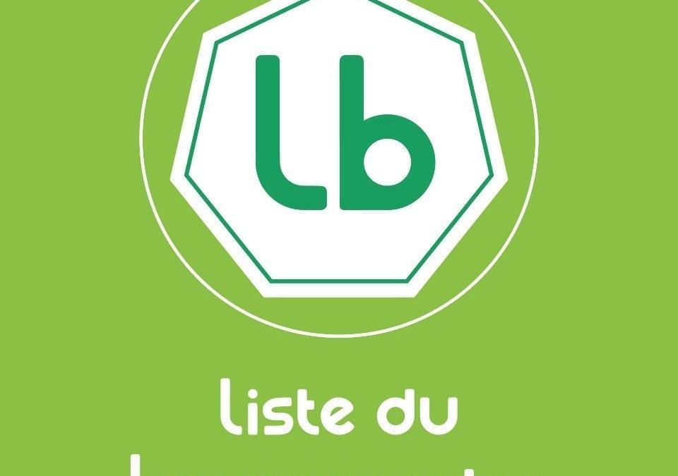 Elections communales: Liste du Bourgmestre