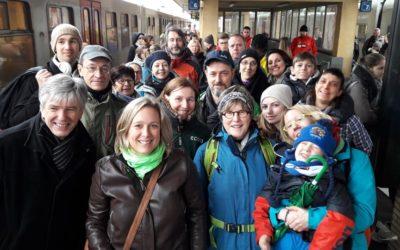 Marche pour le climat ce dimanche 27 janvier 2019