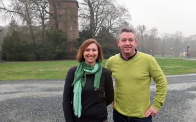 ECOLO Edingen heeft Stéphanie Lepczynski en Jimmy Tanghe verkozen tot co-voorzitters van de lokale groep.