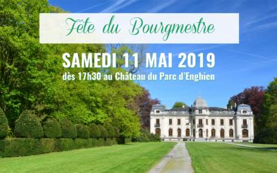 (Français) Fête du Bourgmestre le samedi 11 mai 2019 dès 17h30